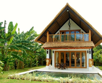 Luxury Villa Rental Kingfisher Villa Bali