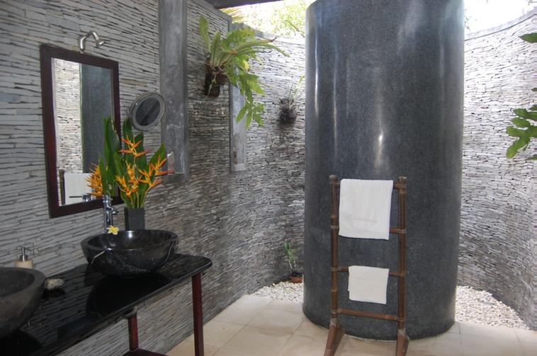 Balinese Open Bathrooms      Of Course  En Suite Bathrooms